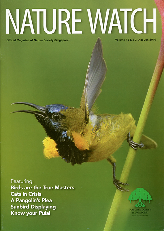 Nature Watch Vol 18 No 2 Apr-Jun 2010