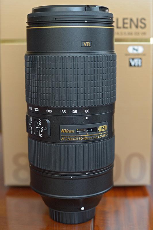 Nikon 80-400 AF-S VR