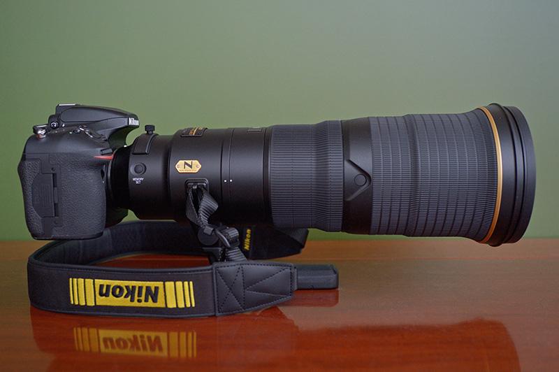 Nikkor 500mm f4E